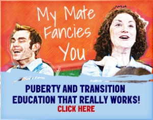 "Logo of ""My Mate Fancies You"" website"