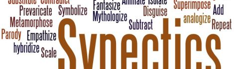 Synectics word cloud