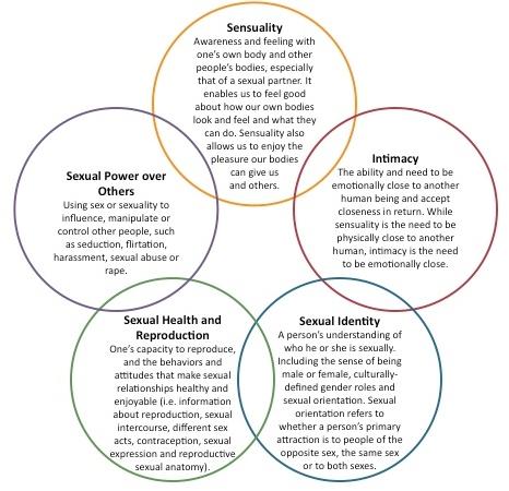 Healthy sex defined